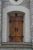 Πόρτα, παλαιά πύλη εισόδων, πύλη, πυίδα Στοκ φωτογραφία με δικαίωμα ελεύθερης χρήσης