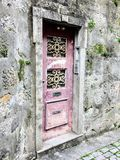 πόρτα παλαιά Στοκ Εικόνα