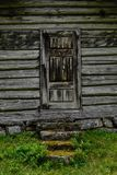 πόρτα παλαιά Στοκ φωτογραφία με δικαίωμα ελεύθερης χρήσης
