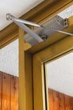 Πόρτα - πιό κοντά Στοκ Εικόνες