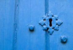 πόρτα που κλειδώνεται Στοκ εικόνα με δικαίωμα ελεύθερης χρήσης