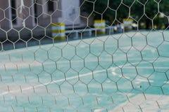Πόρτα ποδοσφαίρου Στοκ εικόνα με δικαίωμα ελεύθερης χρήσης