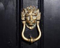 Πόρτα-ρόπτρα Στοκ Εικόνες