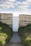 Πόρτα σε μια καλύτερη θέση Στοκ εικόνες με δικαίωμα ελεύθερης χρήσης