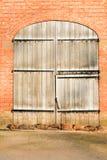 πόρτα σιταποθηκών Στοκ εικόνες με δικαίωμα ελεύθερης χρήσης
