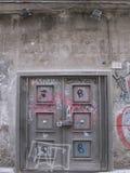 Πόρτα σιδήρου Στοκ φωτογραφίες με δικαίωμα ελεύθερης χρήσης