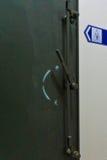 Πόρτα σιδήρου στοκ εικόνες