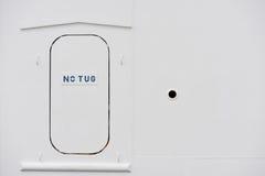 Πόρτα σκαφών Στοκ φωτογραφία με δικαίωμα ελεύθερης χρήσης