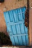 Πόρτα στη Σάντα Φε Στοκ Φωτογραφίες