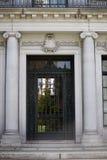 Πόρτα στη σαβάνα Στοκ Φωτογραφία