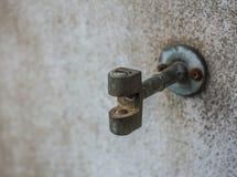 Πόρτα στον κτύπο Στοκ φωτογραφίες με δικαίωμα ελεύθερης χρήσης