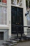 Πόρτα στο Άμστερνταμ στοκ εικόνες με δικαίωμα ελεύθερης χρήσης