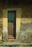 Πόρτα στο παρελθόν Στοκ φωτογραφίες με δικαίωμα ελεύθερης χρήσης