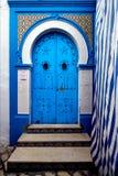 πόρτα στο sousse Στοκ Εικόνες