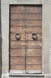Πόρτα σύστασης Στοκ Εικόνα