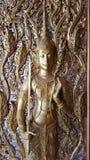 πόρτα Ταϊλανδός Στοκ Εικόνες