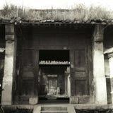 πόρτα της Κίνας στοκ εικόνες
