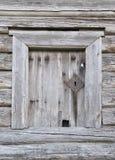 Πόρτα της παλαιάς ξύλινης σιταποθήκης στοκ εικόνες