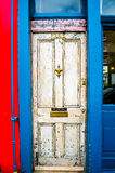 Πόρτα του Λονδίνου Στοκ Εικόνες