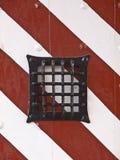 Πόρτα του Castle πλέγματος στοκ εικόνα με δικαίωμα ελεύθερης χρήσης