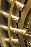 πόρτα τραπεζών παλαιά στοκ εικόνες
