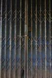 Πόρτα χάλυβα Στοκ Εικόνες