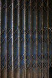 Πόρτα χάλυβα Στοκ εικόνα με δικαίωμα ελεύθερης χρήσης