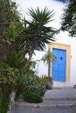 πόρτα χαρακτηριστική Στοκ Εικόνα