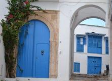 πόρτα χαρακτηριστική Στοκ εικόνα με δικαίωμα ελεύθερης χρήσης
