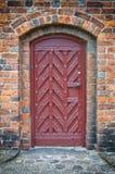 Πόρτα 02 εκκλησιών Στοκ Φωτογραφία