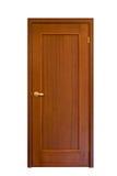 πόρτα 7 ξύλινη Στοκ φωτογραφία με δικαίωμα ελεύθερης χρήσης