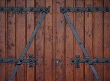 1 πόρτα Στοκ Εικόνα