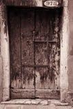 Πόρτα 978 Στοκ εικόνες με δικαίωμα ελεύθερης χρήσης
