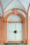 Πόρτα arcade του αβαείου Melk, Αυστρία Στοκ φωτογραφία με δικαίωμα ελεύθερης χρήσης