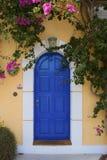 πόρτα assos Στοκ Φωτογραφίες