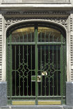 Πόρτα deco τέχνης στο Μπουένος Άιρες Στοκ Εικόνες