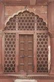 πόρτα mughal στοκ εικόνες
