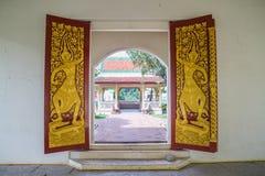 Πόρτα Wat στοκ εικόνες με δικαίωμα ελεύθερης χρήσης