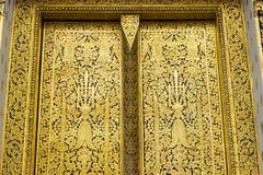 Πόρτα Wat Pho Στοκ Φωτογραφία