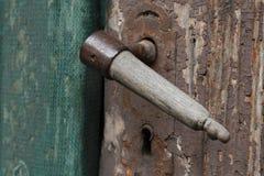 Πόρτα Wintage Στοκ Εικόνα