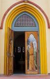 Πόρτες αγγέλου Στοκ Εικόνες