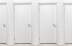 πόρτες ατελείωτες στοκ εικόνες