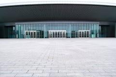 Πόρτες γυαλιού Στοκ Εικόνες