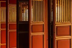 Πόρτες ναών στοκ φωτογραφία με δικαίωμα ελεύθερης χρήσης