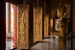 Πόρτες ναών Στοκ φωτογραφίες με δικαίωμα ελεύθερης χρήσης