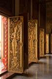 Πόρτες ναών Στοκ Φωτογραφίες