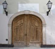 πόρτες παλαιές Στοκ φωτογραφία με δικαίωμα ελεύθερης χρήσης