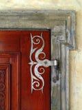πόρτες παλαιές Στοκ Εικόνα