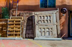 Πόρτες, παράθυρα, γραμμές και σκάλες Στοκ εικόνα με δικαίωμα ελεύθερης χρήσης