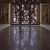 πόρτες περίκομψες Στοκ φωτογραφίες με δικαίωμα ελεύθερης χρήσης